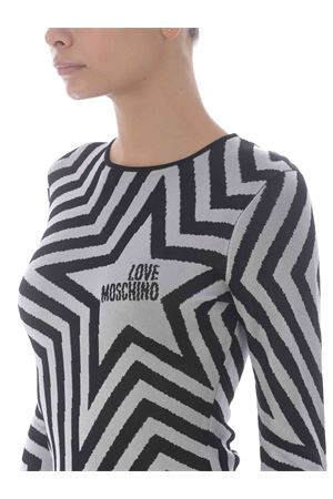 Love Moschino viscose sweater MOSCHINO LOVE | 7 | WS31GX1375-6005