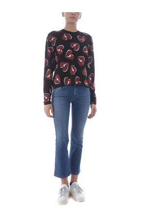 Love Moschino sweater in lurex yarn MOSCHINO LOVE | 7 | WS40G11XA102-0029