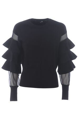 Love Moschino sweater in stretch viscose blend MOSCHINO LOVE | 7 | WS47G10X1394-C74