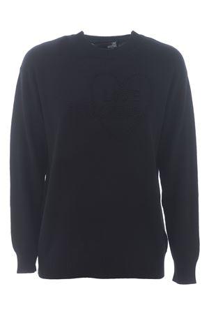 Pullover Love Moschino in lana vergine MOSCHINO LOVE | 7 | WSB1110X1393-C74