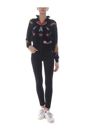 Cardigan Love Moschino in filato di lana e cashmere MOSCHINO LOVE | 850887746 | WSH8010XA100-4048