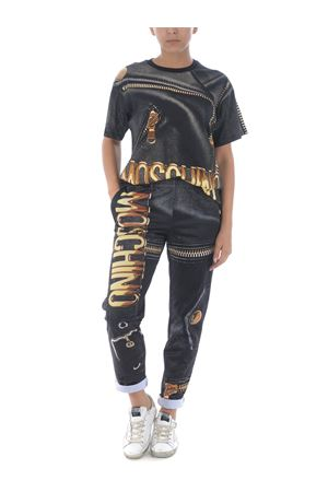 Moschino jogging pants in nylon MOSCHINO | 9 | A03085559-1555