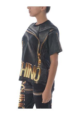 T-shirt Moschino macro biker MOSCHINO | 8 | A07015540-1555