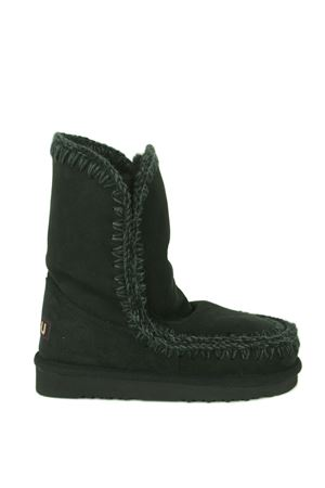 Mou Eskimo24 suede ankle boots