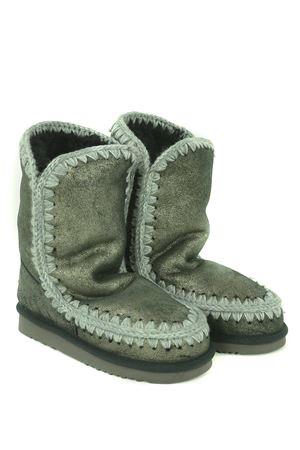 Mou Eskimo24 ankle boots in nubuck MOU | 76 | FW101000BDUB