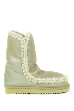 Mou Eskimo24 ankle boots in nubuck