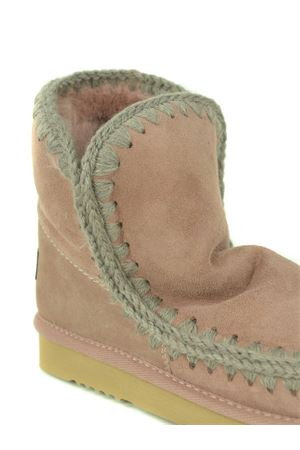 Mou Eskimo18 suede ankle boots MOU | 76 | FW101001ADKPI