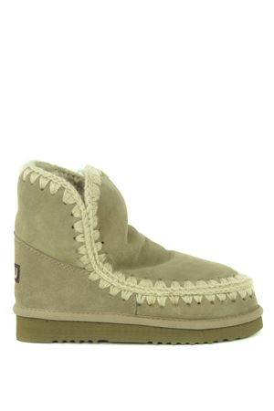 Mou Eskimo18 suede ankle boots MOU | 76 | FW101001AELGR