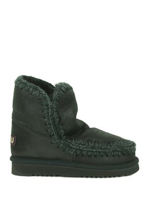 Mou Eskimo18 ankle boots in nubuck MOU | 76 | FW101001BCBK