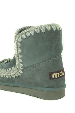 Mou Eskimo18 Crystal Star ankle boots in nubuck MOU | 76 | FW101003ABRG