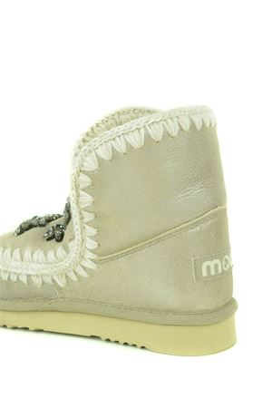 Mou Eskimo18 Crystal Star ankle boots in nubuck MOU | 76 | FW101003BSTM