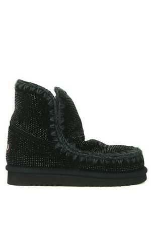 Mou Eskimo18 Full Hotfix suede ankle boots MOU | 76 | FW101039ABKB
