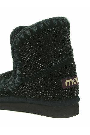 Mou Eskimo18 Full Hotfix suede ankle boots MOU | 76 | FW101039ABKB