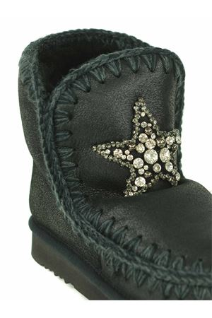 Mou Eskimo18 ankle boots in nubuck MOU | 76 | FW101041BCBK