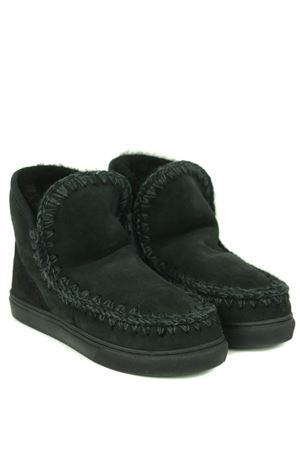 Mou Eskimo Sneakers ankle boots in nubuck MOU | 5032245 | FW111000ABKB