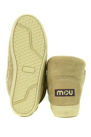 Mou Eskimo Sneaker ankle boots in nubuck MOU | 5032245 | FW111000ACAM