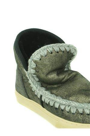 Mou Eskimo Sneaker ankle boots in nubuck MOU | 5032245 | FW111000BDUB