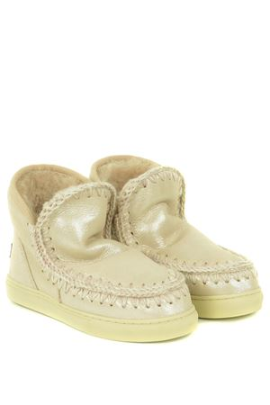 Mou Eskimo Sneaker ankle boots in nubuck MOU | 5032245 | FW111000CMGR