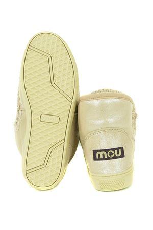 Stivaletti Mou Eskimo Sneaker in nabuk MOU | 5032245 | FW111000CMGR