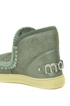 Stivaletti Mou Eskimo Sneaker Rhinestone in pelle MOU | 5032245 | FW111020BDUIR