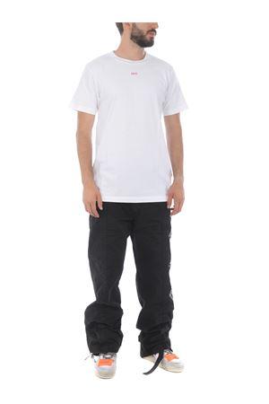 T-shirt Off White stencil slim OFF WHITE | 8 | OMAA027E20JER0060125