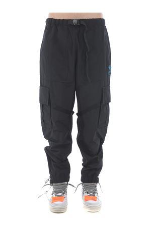 Pantaloni cargo Off White offf nylon in nylon OFF WHITE | 9 | OMCF004E20FAB0021001