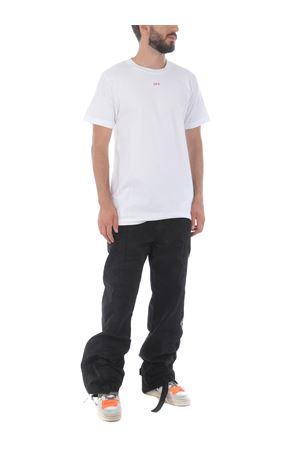 Off White 1999 contour cargo cargo pants in cotton canvas OFF WHITE | 9 | OMCF016E20FAB0011001