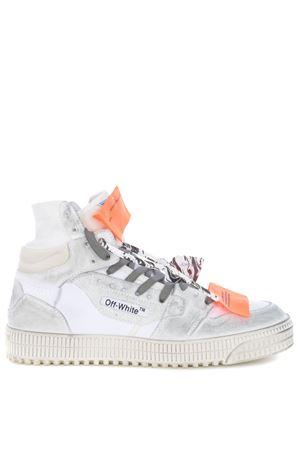 Sneakers uomo hi-top Off-White off court OFF WHITE | 5032245 | OMIA065E20LEA0020303