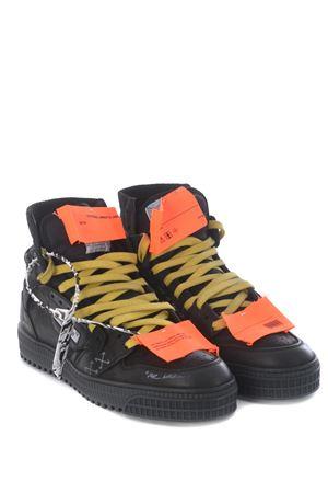 Sneakers uomo hi-top Off-White off court OFF WHITE | 5032245 | OMIA065E20LEA0021010