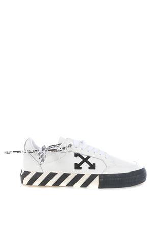 Sneakers uomo Off White low vulcanized OFF WHITE | 5032245 | OMIA085E20LEA0010110