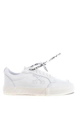 Sneakers uomo Off White low vulcanized leather OFF WHITE | 5032245 | OMIA085F20LEA0030101