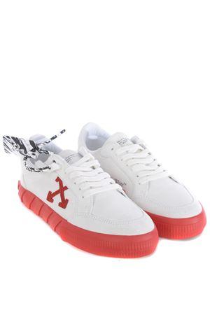 Sneakers uomo Off White low vulcanized suede OFF WHITE | 5032245 | OMIA085F20LEA0050125