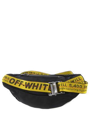 Marsupio Off White ow logo basic fannypack OFF WHITE | 5032266 | OMNA074E20FAB0011001