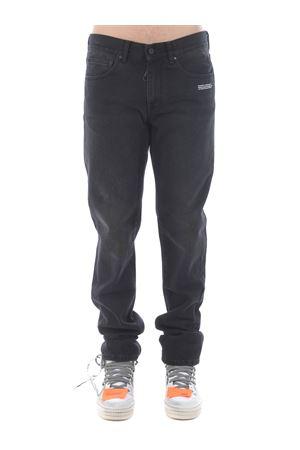 Off White denim jeans OFF WHITE | 24 | OMYA011E20DEN00112001