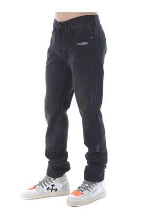 Jeans Off White OFF WHITE | 24 | OMYA011E20DEN00112001