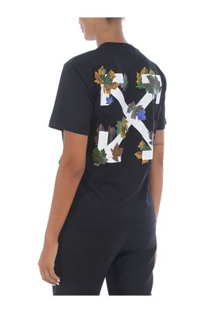 T-shirt Off White leaves arrow casual OFF WHITE | 8 | OWAA049E20JER0141001