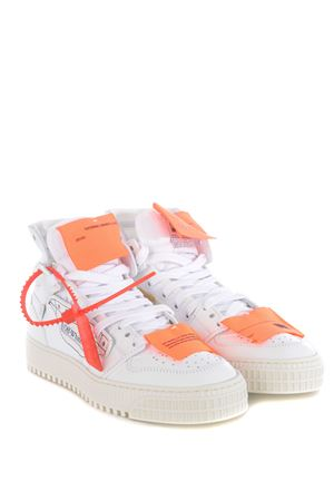 Sneakers donna hi-top Off-White 3.0 offcourt OFF WHITE | 5032245 | OWIA112F20LEA0010100