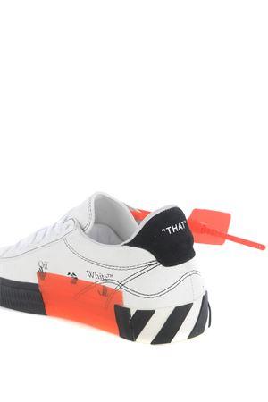Sneakers donna Off White new arrow low vulcanized OFF WHITE | 5032245 | OWIA216E20LEA0010110