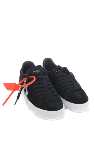 OFF WHITE Low Vulcanize sneaker in suede OFF WHITE | 5032245 | OWIA216F20LEA0011001