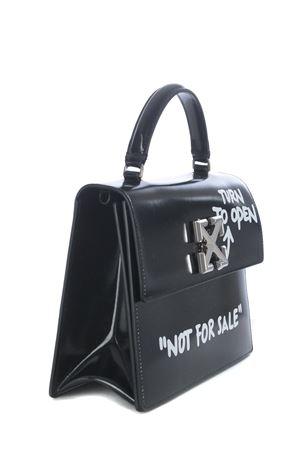 Off-White turn to open jitney 2.8 leather bag OFF WHITE | 31 | OWNA090E20LEA0011001