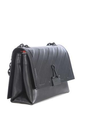 Off-White diag embossed soft medium leather bag OFF WHITE | 31 | OWNA120E20LEA0091000