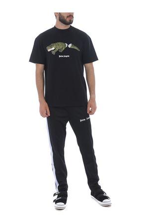 T-shirt Palm Angels croco PALM ANGELS   8   PMAA001E20JER0131055