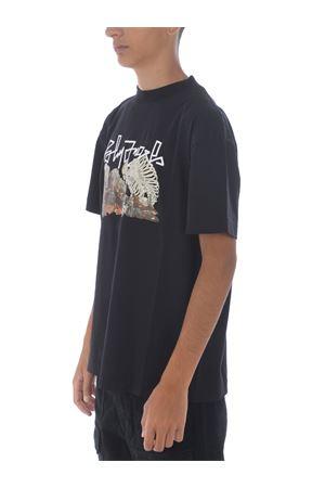 Palm Angels desert skull cotton t-shirt PALM ANGELS | 8 | PMAA001F20JER0071084