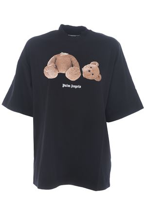 Palm Angels palm angels bear over cotton over T-shirt PALM ANGELS | 8 | PWAA017F20JER0041060