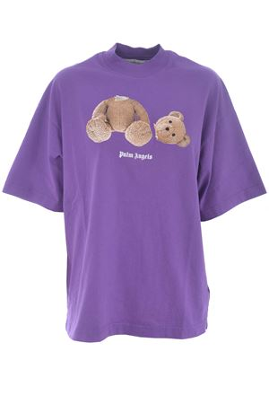 Palm Angels palm angels bear over cotton over T-shirt PALM ANGELS | 8 | PWAA017F20JER0043760