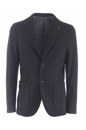 Paoloni jacket in cotton and wool blend jersey PAOLONI | 3 | G947201525-99