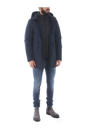 People of Shibuya jacket in stretch technical fabric PEOPLE OF SHIBUYA | 18 | HACHIKOPM766-790