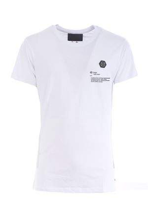 Philipp Plein cotton T-shirt PHILIPP PLEIN | 8 | MTK4566PJY002N-01