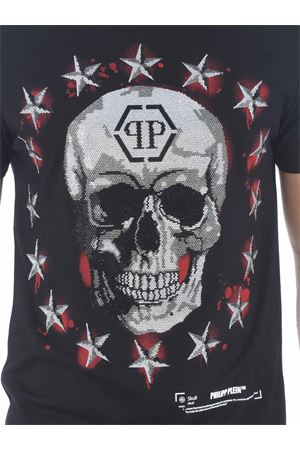Philipp Plein cotton T-shirt PHILIPP PLEIN | 8 | MTK4570PJY002N-02