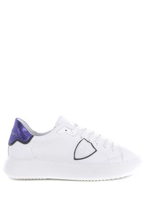 Sneakers donna Philippe Model temple low PHILIPPE MODEL | 5032245 | BTLDVM01
